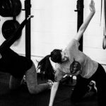 group exercising class for fitness in dublin